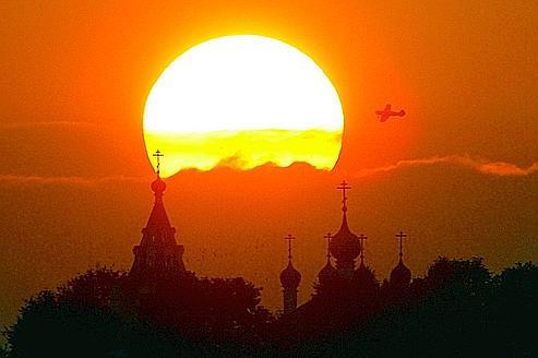 Les églises orthodoxes à la conquête de Moscou
