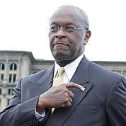 Une ombre de scandale sur Herman Cain