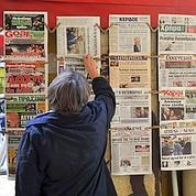 Le gouvernement grec sur le fil du rasoir