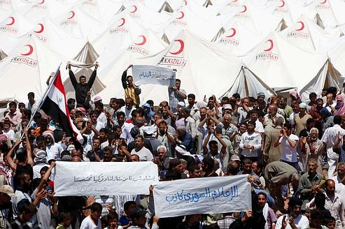 Ankara s'engage aux côtés des insurgés syriens