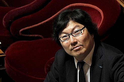 Jean-Vincent Placé renoue avec ses racines coréennes