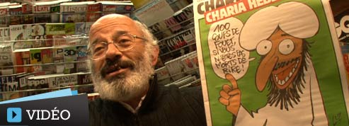 Le Charia Hebdo en rupture de stock dans les kiosques parisiens