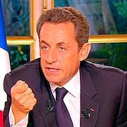 Sarkozy relancé par son intervention télévisée