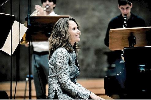 Hélène Grimaud, piano fortissimo