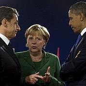 Hors d'Europe, la crise inquiète et irrite