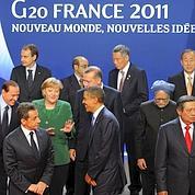 Le G20 s'engage pour la croissance