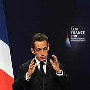 G20: Sarkozy défend la taxe financière
