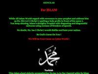 La page d'accueil du site de Charlie Hebdo a été vandalisée (via Korben).