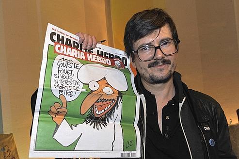 Charlie Hebdo: la police sur la trace de deux suspects