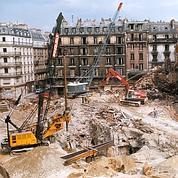 «Les trois quarts de Paris ont été détruits»