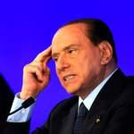 Silvio Berlusconi lors de sa conférence de presse à Cannes.
