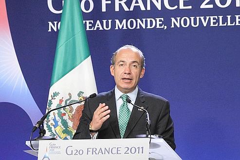 La France passe le relaisdu G20 au Mexique