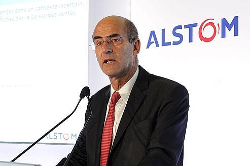 Alstom voit ses ventes reculer