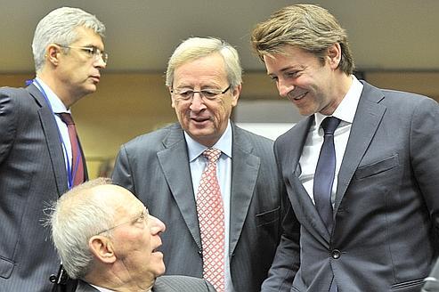 L'Europe au pied du mur pour sécuriser la zone euro