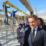 Sarkozy fait son retour sur la scène nationale