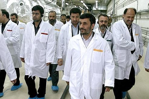 Nucléaire: Pékin et Moscou persistent à soutenir l'Iran