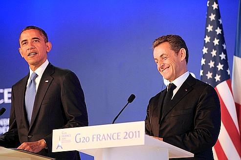Sarkozy à propos de Nétanyahou: «Je ne peux plus le voir, c'est un menteur».