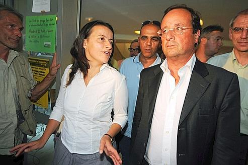Les écologistes suspendent les négociations avec le PS