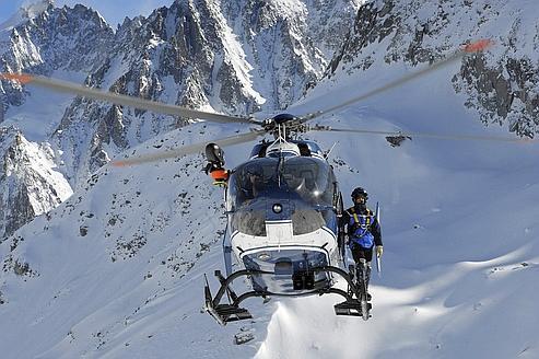 L'espoir s'amenuise pour les alpinistes du Mont-Blanc