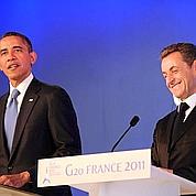 Obama et Sarkozy, conversation secrète