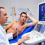Le nombre d'infarctus baisse en France