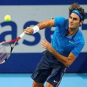 Roger Federer à Bercy pour sauver sa saison