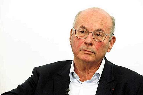 «Pourquoi un homme de cette envergure en était-il arrivé à être obsédé par les Juifs alors qu'il pouvait avoir de l'amitié et du respect pour certains d'entre eux, voilà la question qui m'a poussé à le lire», explique Boris Cyrulnik à propos de Charles Maurras. (Richard Vialeron/Le Figaro)
