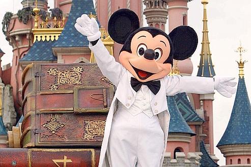 Euro Disney déçoit, malgré une fréquentation record