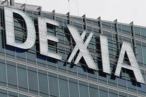 Plus de 10 milliards d'euros de pertes pour Dexia en 2011