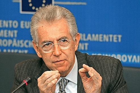 Mario Monti, un économiste proeuropéen à la rescousse