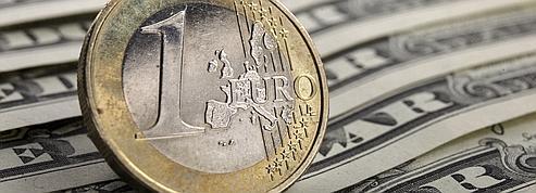 La tension est vive sur l'euro-dollar
