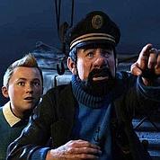 Tintin chute en deuxième semaine
