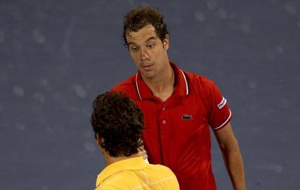 Gasquet-Federer, un an après
