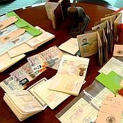 Explosion de la fraude aux papiers d'identité