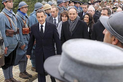 Copé-Sarkozy : un an d'entente affichée
