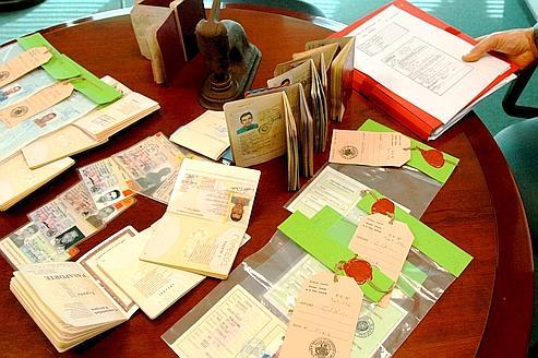 En 2010, pas moins de 25.000 personnes ont usurpé une identité dans l'espoir de piéger un organisme financier.