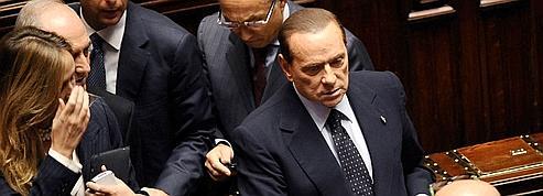 Italie : Berlusconi part «fier» de l'action accomplie