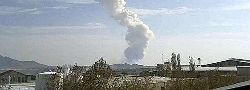 Iran : l'explosion d'un dépôt d'armes fait 17 morts