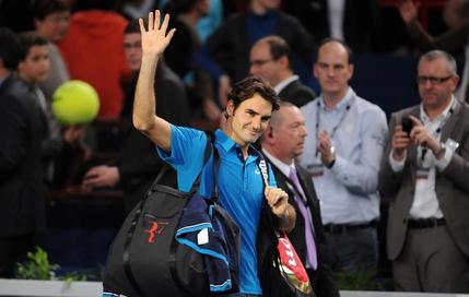 Federer enfin finaliste !