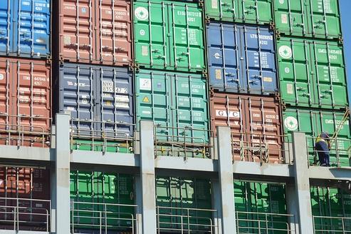 Le conteneur a révolutionné l'économie mondiale
