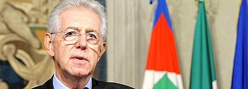 Mario Monti chargé de former le nouveau gouvernement italien
