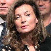 Valérie Trierweiler entendue par l'IGS