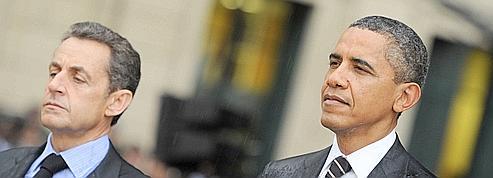Échange «ferme» entre Sarkozy et Obama sur la Palestine