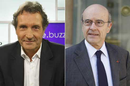 Bourdin-Juppé: la réconciliation en direct