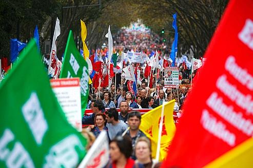 Le Portugal contre un scénario à la grecque