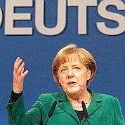 L'Europe telle que la souhaite Angela Merkel
