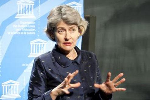 Bokova: «L'Europe doit faire plus pour aider l'Unesco»