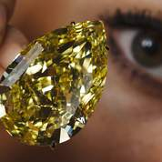 Le marché des diamants ne connaît pas la crise