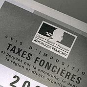 Les taxes foncières en hausse depuis 5 ans
