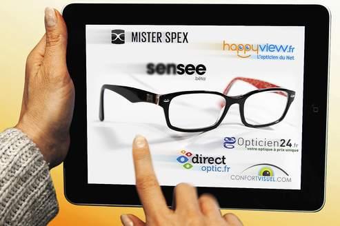 1ab3193b2787c8 Les opticiens en ligne se mettent à la pub télé